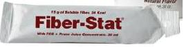Fiber-Stat Natural Prune Flavor Unit Dose, 1 Oz, CASE OF 96