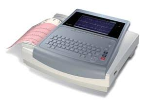 Resting/Stress ECG System Mac 1600, 7″ TFT LCD Display