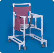 Innovative Products Unlimited Deluxe Ultimate Non-Folding PVC Walker