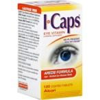 ICaps Eye Vitamin Supplement, BOTTLE OF 120 CAPSULES