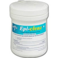 Epi-Clenz Instant Hand Sanitizing Wipes, 6″x6.7″, CASE OF 12