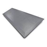 PrimeCare Prime Mat, Beveled Fall Mat, Gray, 23x68x3/4″