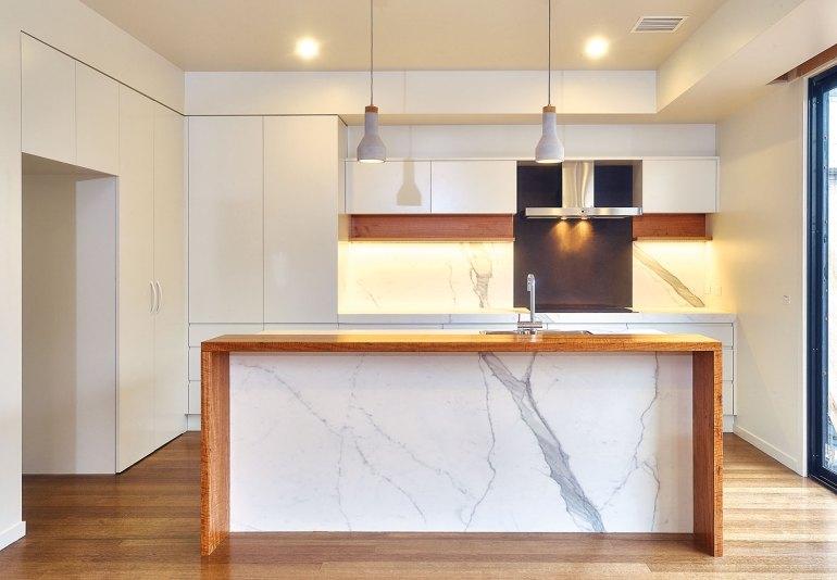 Turner Street, Abbotsford home kitchen