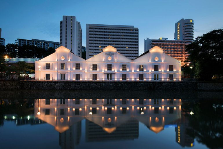 The Warehouse Hotel Waterfront