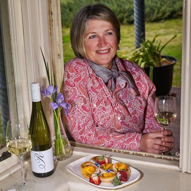 Winemaker Ros Ritchie
