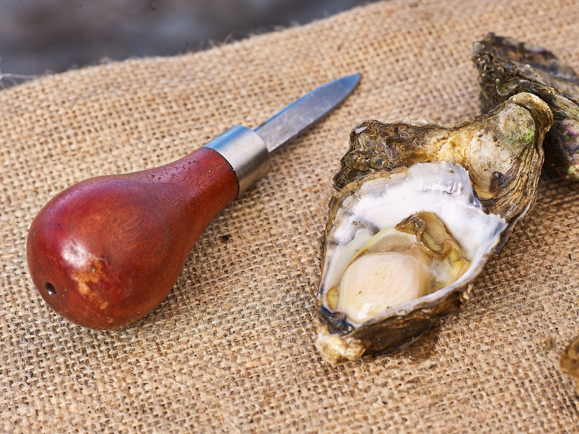 Nothing beats the quality and purity of freshly-shucked Australian oysters