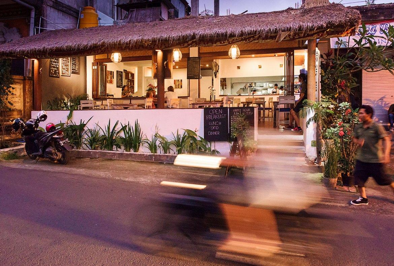 Element Restaurant & Bar, Ubud, Bali
