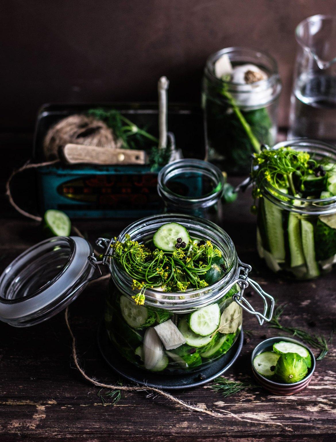 Pickling can be a beautiful art form - Photo: Monika Grabkowska