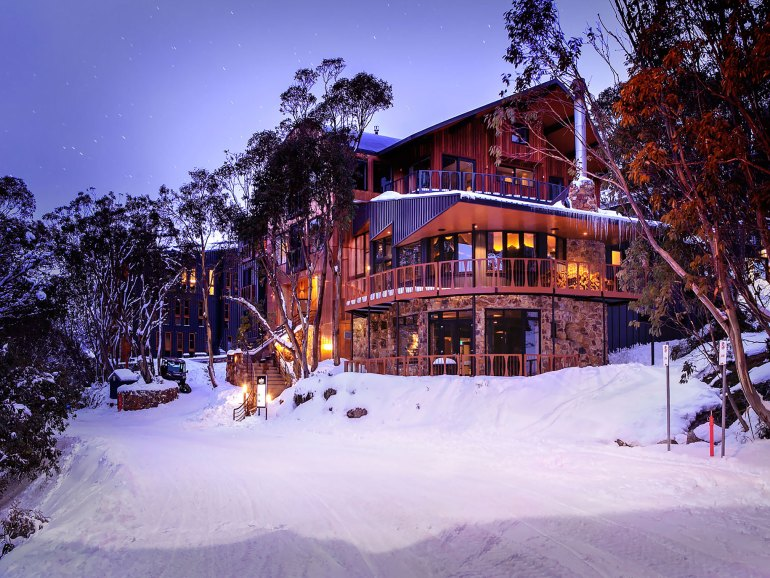 Astra Lodge Falls Creek