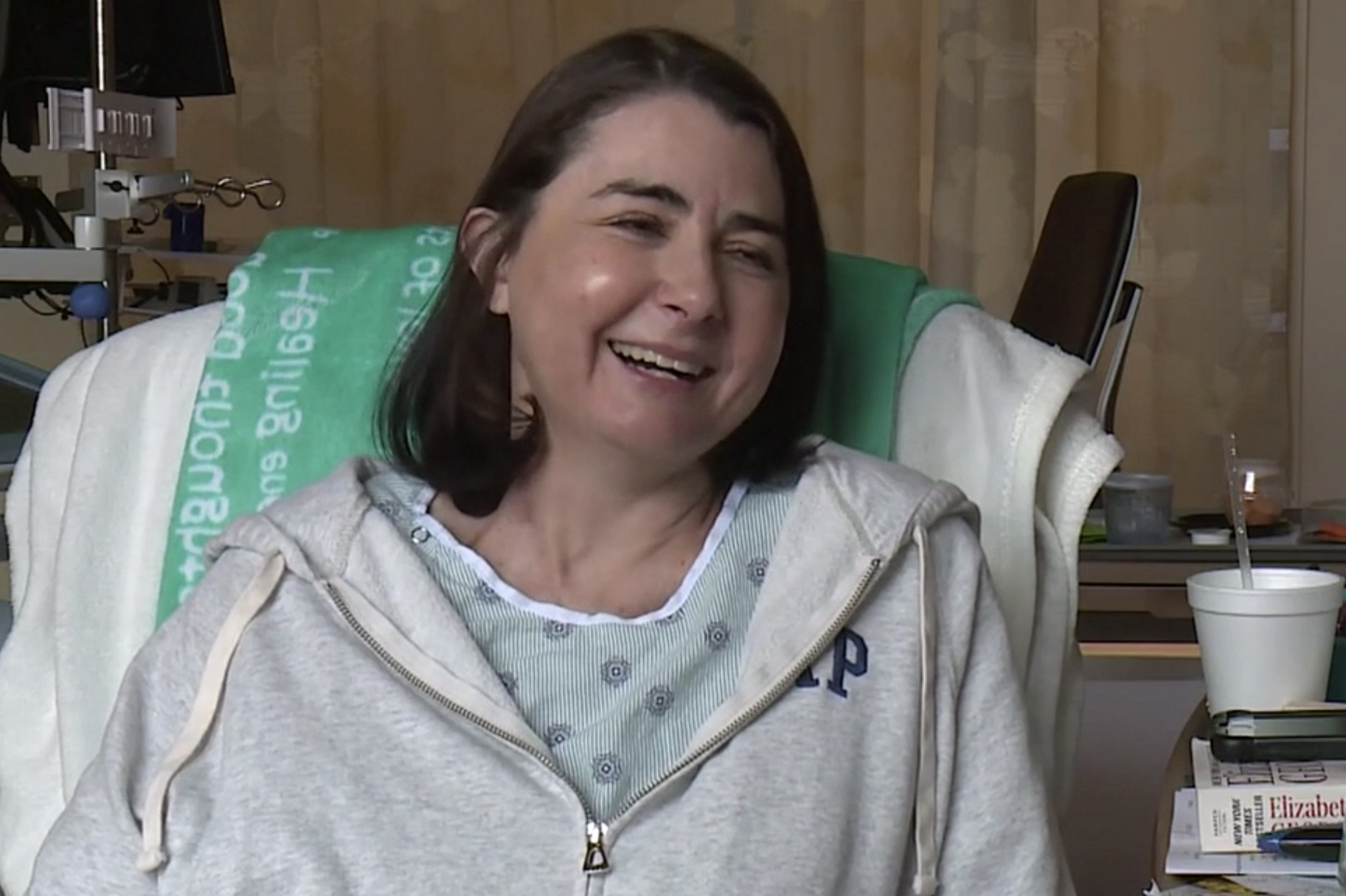 'Mandy got her change of heart:' Bellaire leader Nathan's husband shares transplant news