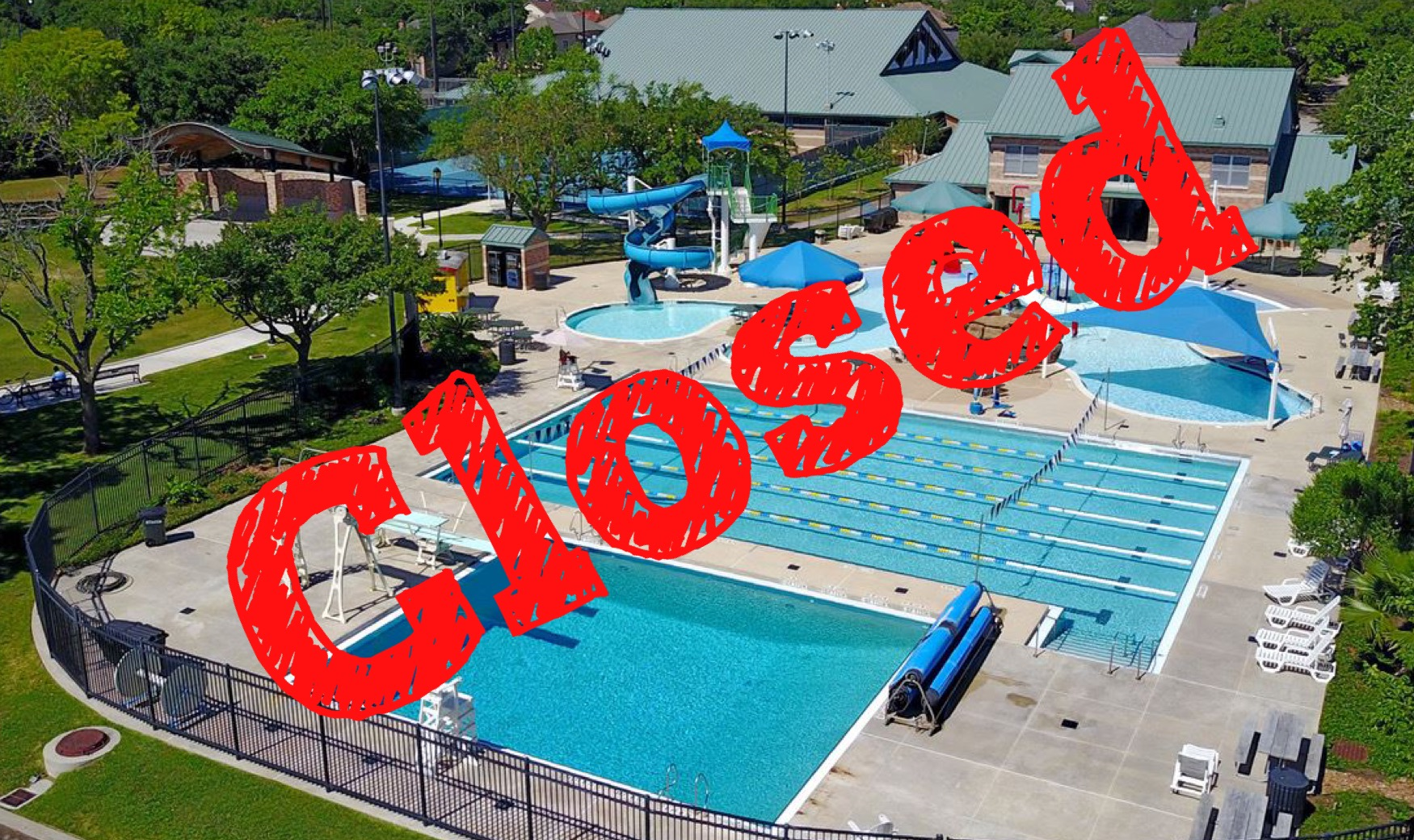 Bellaire closes pools after 3 employees test positive for COVID-19