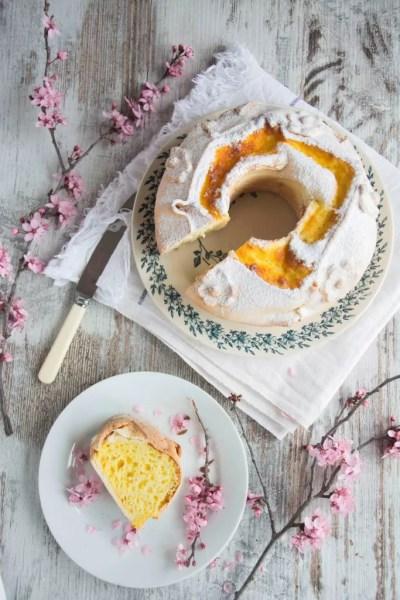 Dolci di Pasqua: il Soffione di ricotta