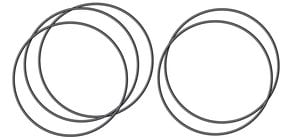 O-Ring for deep base
