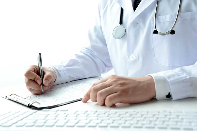 Convenzione Rete Pas – Certificato Medico