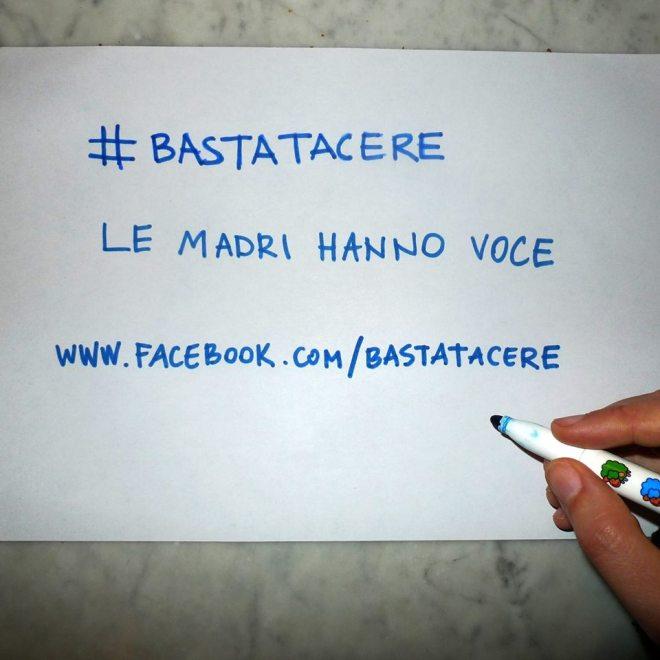 Basta Tacere - immagine della pagina Facebook
