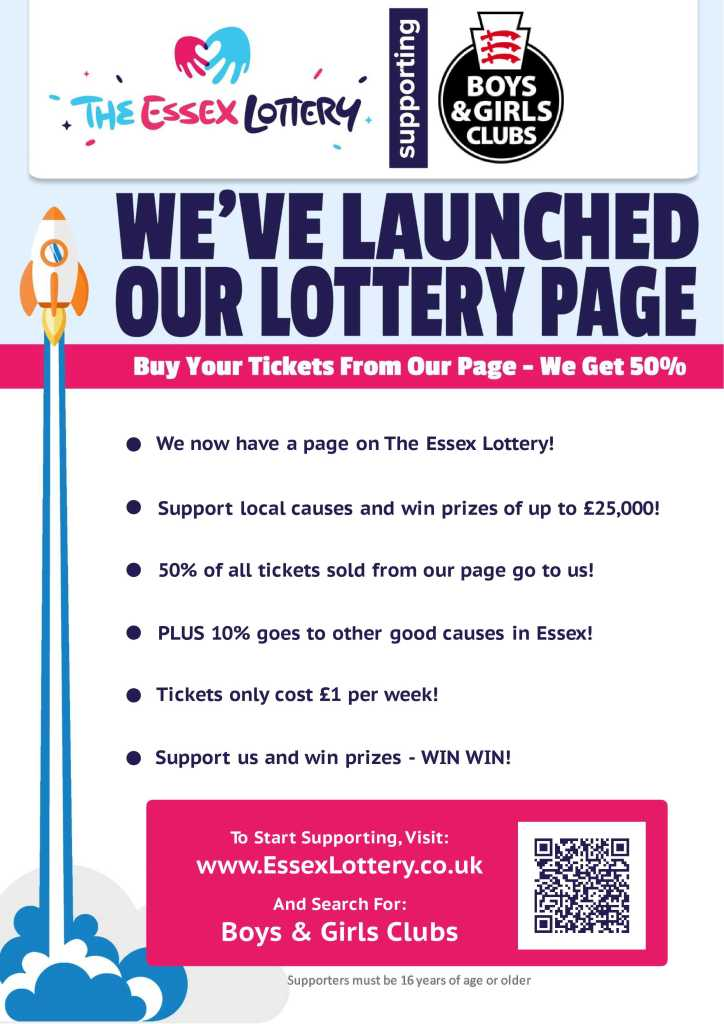 The Essex Lottery