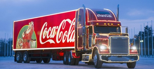 The Coca Cola Christmas truck is coming to Essex!