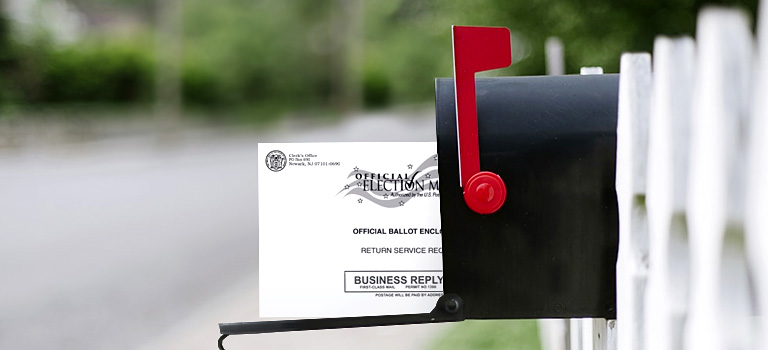 The Essex County Clerks Office  Vote by Mail