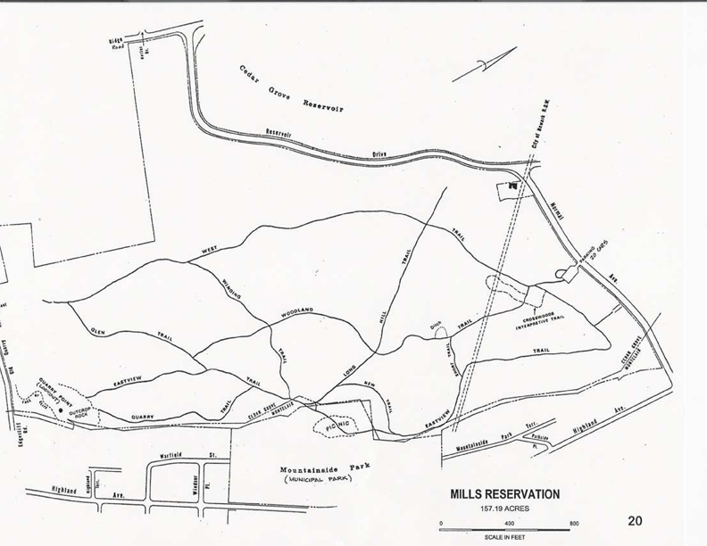 Nj Hiking Maps