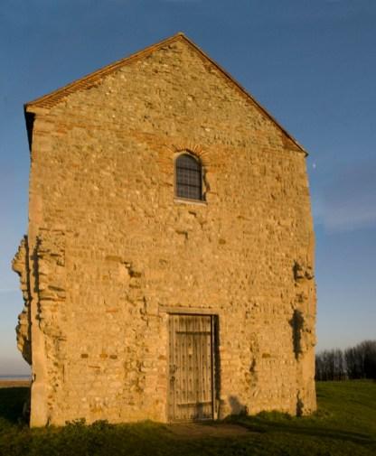 St Peter's Chapel Bradwell (c) Hannah Salisbury