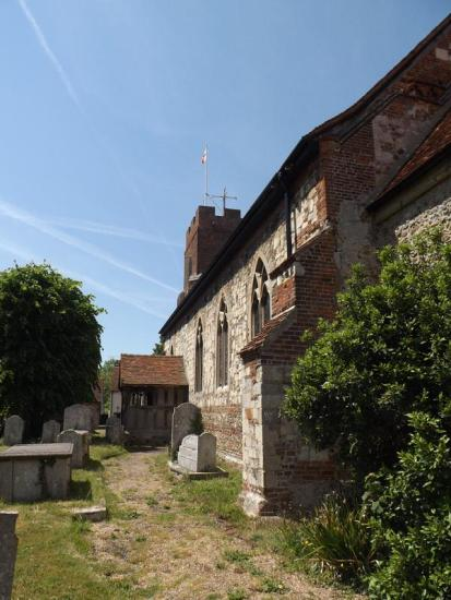 Bradwell on Sea St Thomas Church (2)