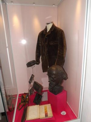 Epping Forest District Museum - famous author