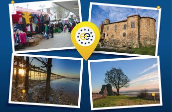 Essex For Europe Landmark Campaign Graphics Blog
