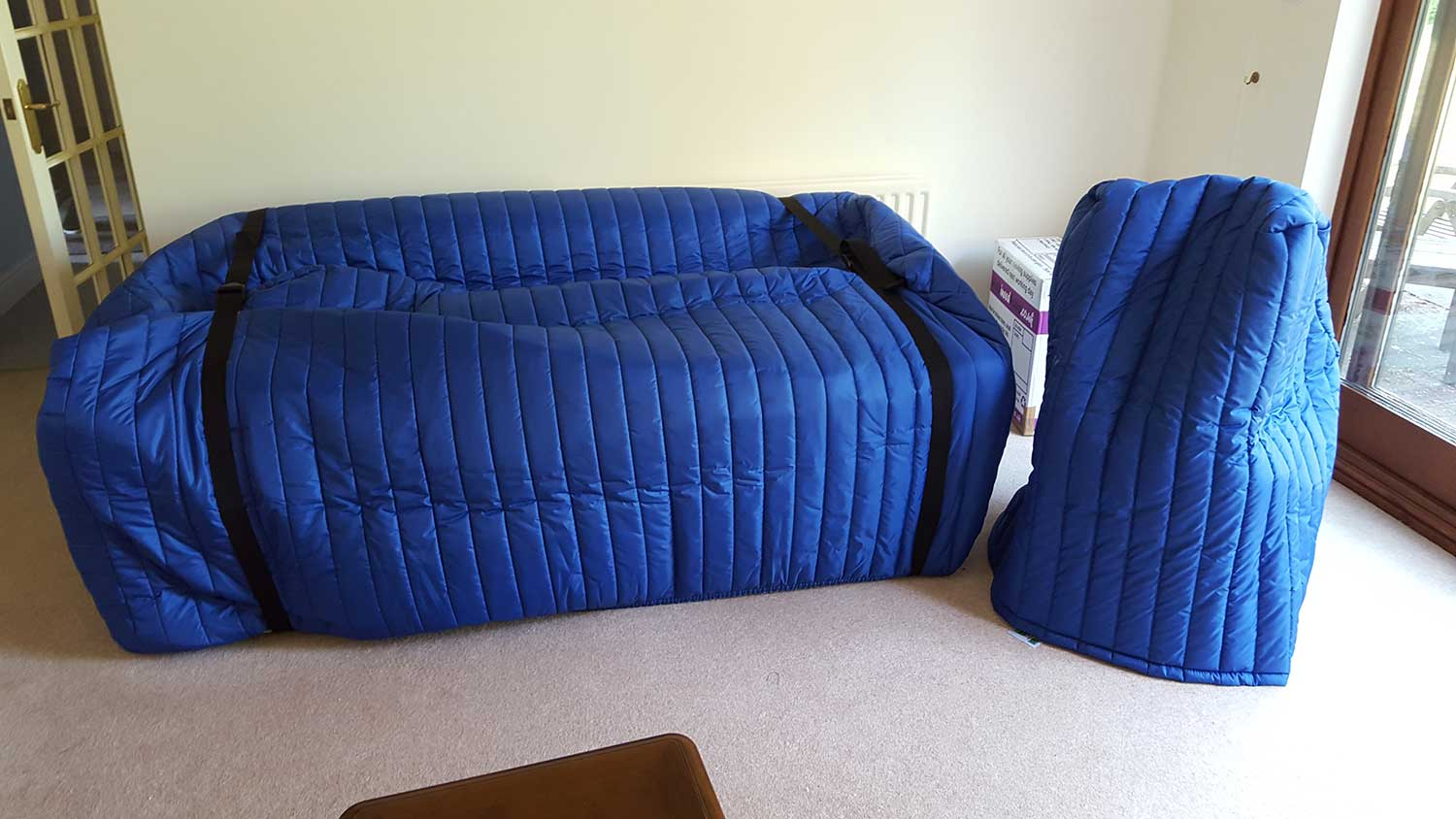 nyc sofa disposal wood legs canada removals too wont fit through door removal
