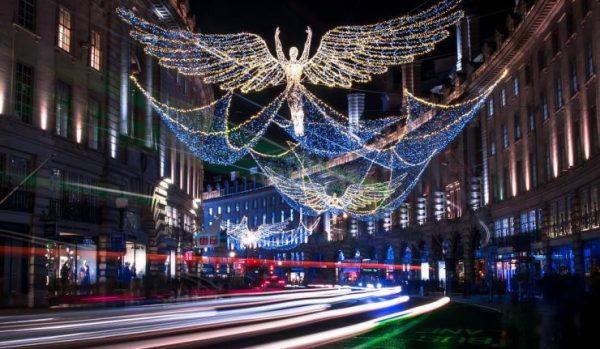 christmas lights london 2019 # 91