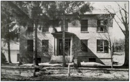 John Gould House, Essex, New York