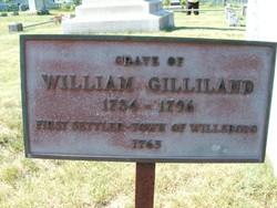 Gilliland grave