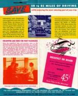 1957 Essex Ferry Brochure