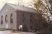Old Stone Church, 1980s (Courtesy Todd Goff)