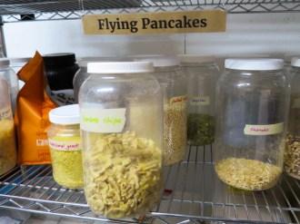 Hub on the Hill: Flying Pancakes Catering food storage (Source: virtualDavis)