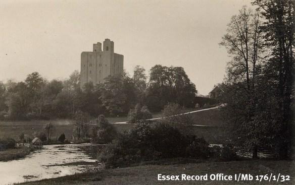 Hedingham Castle (I/Mb 176/1/32)