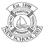 Frinton-on-Sea Primary School school crest.