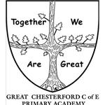 Great Chesterford C of E Primary Academy school crest.