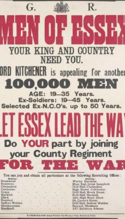 Blog – Page 21 – Essex Voices Past