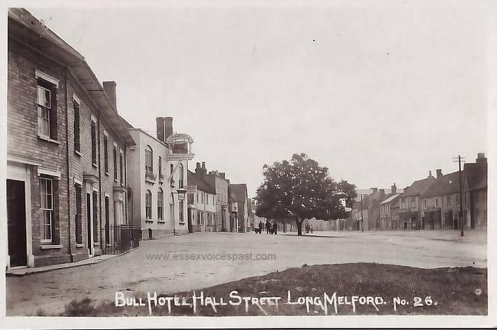 Sudbury Long Melford and Lavenham Through Time