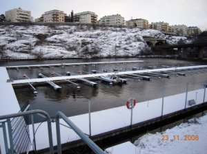 Varvet i vinterskrud 20081123
