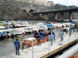 Sjösättning 20060429