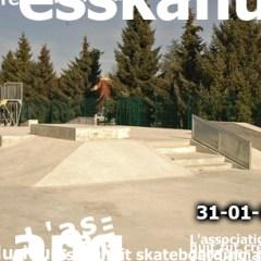 Skatepark wittenheim terminé