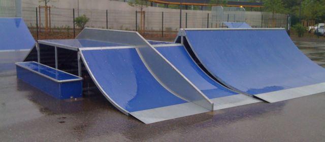 Une pétition pour le skatepark de Mulhouse