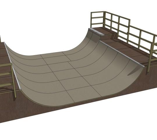 Projet de Mini-rampe à Schlierbach