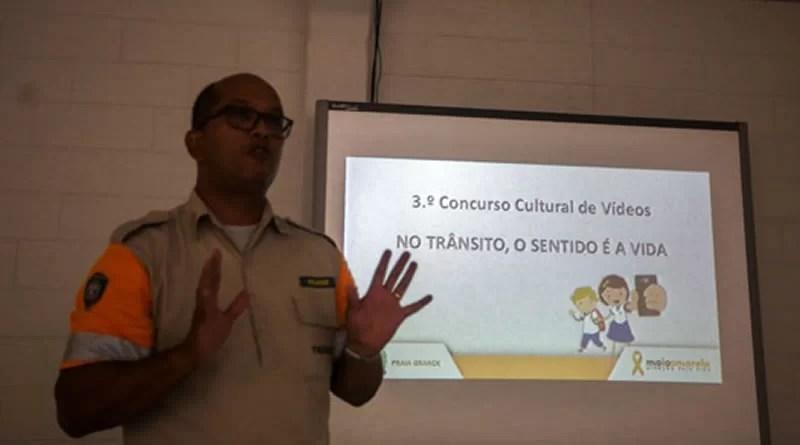 Concurso Cultural de Vídeos de Trânsito