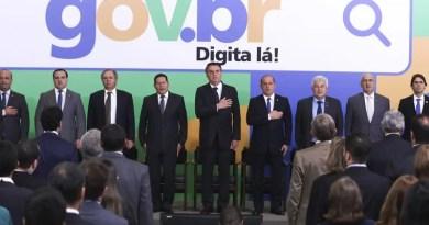 Governo federal digitalizou 315 serviços
