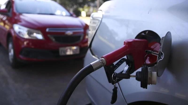 Interdição de pontos de venda de combustíveis