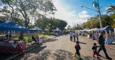 Feira de Artesanato Itinerante e bandas regionais agitam o Portinho na segunda (28)