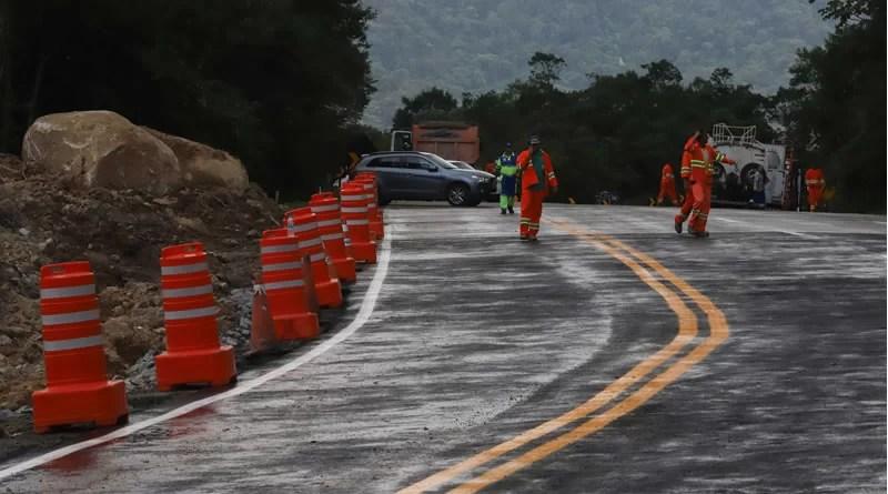 Concessões de rodovias do litoral terão R$ 3 bilhões para obras