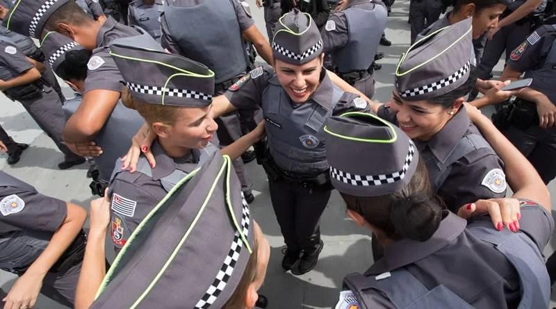 Governo de SP autoriza contratação de 5,6 mil policiais militares